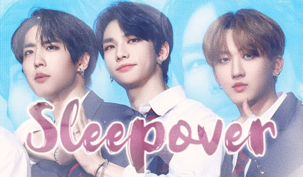 sleepover [hyunsung]