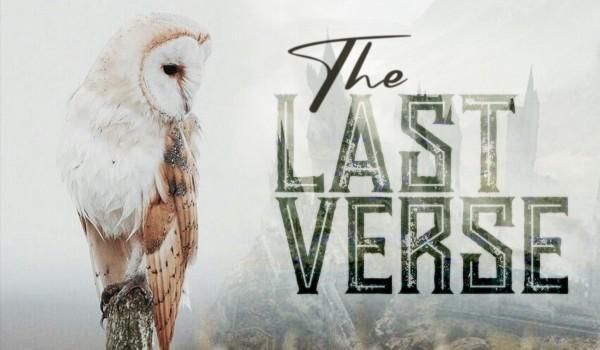 The Last Verse