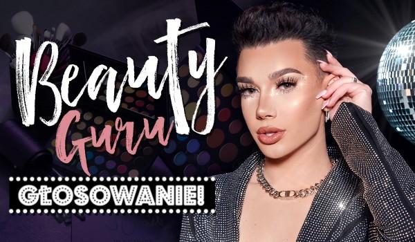 Beauty guru – Głosowanie!