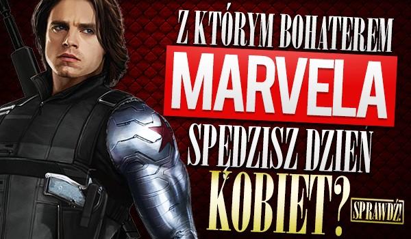 Z którym bohaterem Marvela spędzisz Dzień Kobiet?