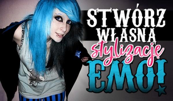 Stwórz własną stylizację emo!