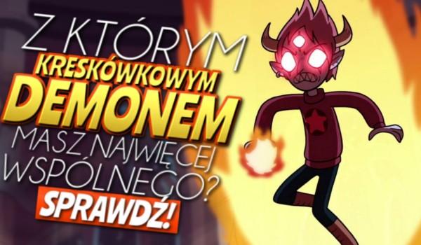 Z którym kreskówkowym demonem masz najwięcej wspólnego?