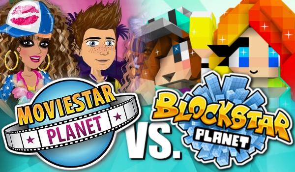 MovieStarPlanet vs. BlockStarPlanet! – Głosowanie!