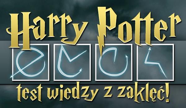 Test wiedzy z zaklęć! – Harry Potter
