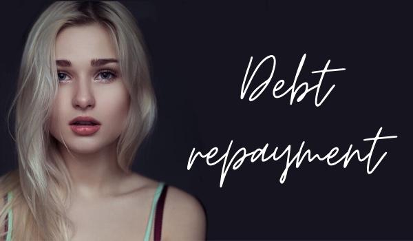 Debt repayment [1/3]