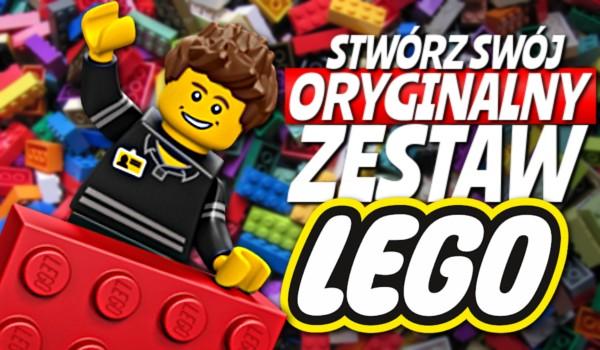 Kreator: Stwórz swój oryginalny zestaw LEGO!