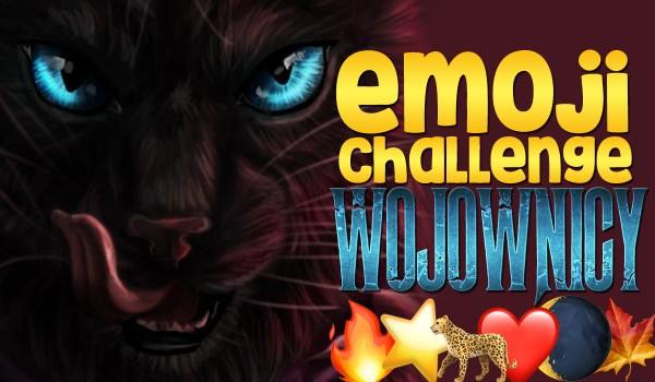 Emoji Challenge – Wojownicy