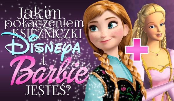 Jakim połączeniem Księżniczki Disneya i Barbie jesteś?