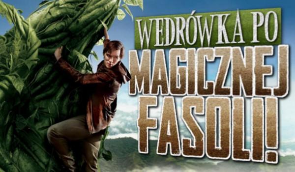 Wędrówka po Magicznej Fasoli – Przetrwanie!