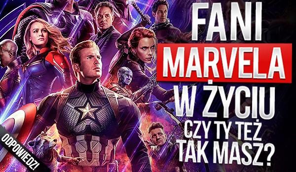 """Fani """"Marvela"""" w życiu — czy Ty też tak masz?"""