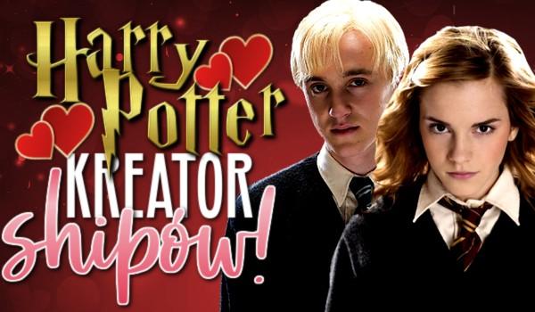 Harry Potter – Kreator shipów!
