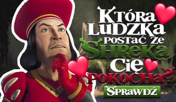 """Jaka ludzka postać ze """"Shreka"""" Cię pokocha?"""