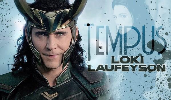 Tempus – Loki Laufeyson 1