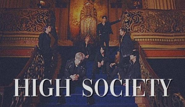 High society [BTS] Zero