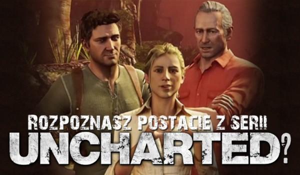 """Czy rozpoznasz postacie z serii gier """"Uncharted""""?"""