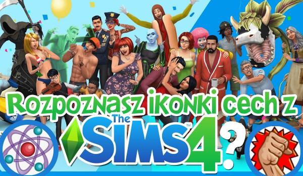 Czy rozpoznasz ikonki cech w The Sims 4?
