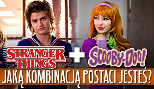 """Jaką kombinacją postaci ze """"Stranger Things"""" i """"Scooby-Doo"""" jesteś?"""