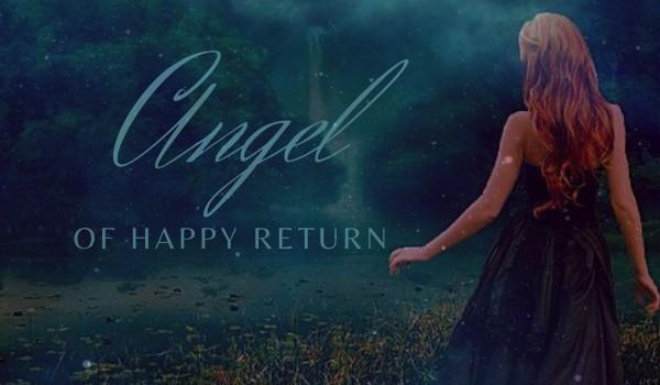 Angel of happy return   Premonition   Prolog