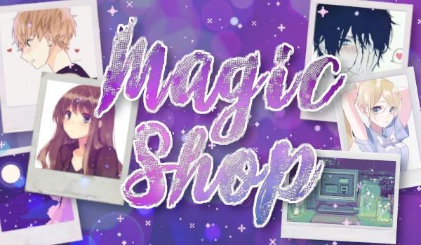 Magic Shop ★ Prolog