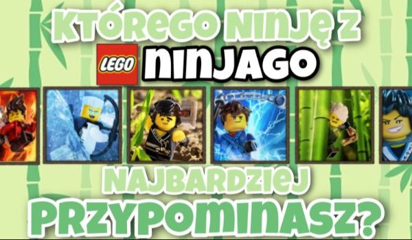 """Którego ninja z """"LEGO Ninjago"""" najbardziej przypominasz?"""
