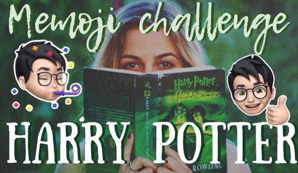 Memoji challenge: Harry Potter!