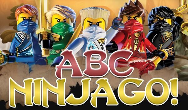 ABC Ninjago!