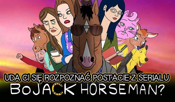 """Pewnego razu w Hollywoo, czyli czy uda Ci się rozpoznać parę postaci z serialu """"BoJack Horseman""""?"""