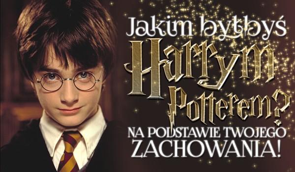 Powiem Ci, jakim byłbyś Harrym Potterem na podstawie tego, jak zachowałbyś się w danej sytuacji!