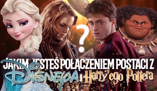 Jakim połączeniem postaci z Disneya i Harry'ego Pottera jesteś?
