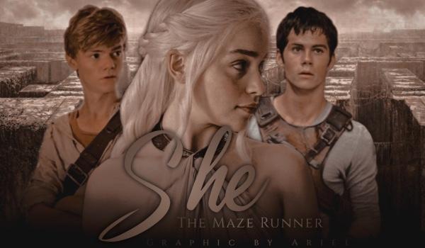 She #1 [The Maze Runner]
