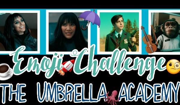 Emoji Challenge: The Umbrella Academy
