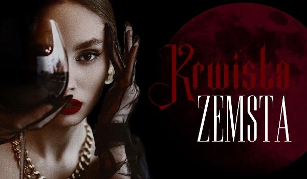 """""""Krwista Zemsta"""" — [One Shot]"""