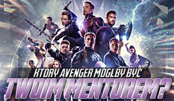 Który Avenger mógłby zostać Twoim mentorem?