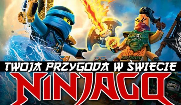 Twoja przygoda w świecie Ninjago!