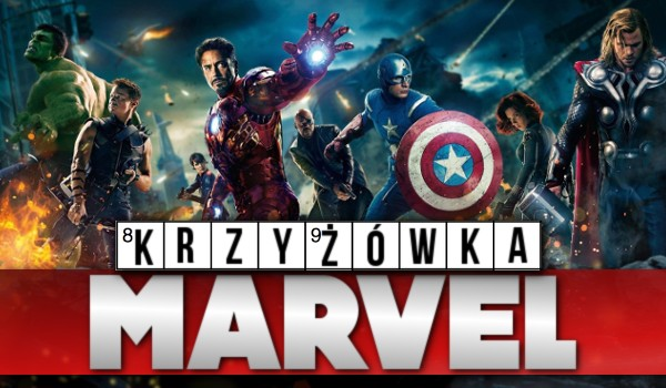 Krzyżówka – Marvel!