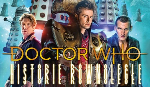 Doctor Who – historie równoległe. Głosowanie