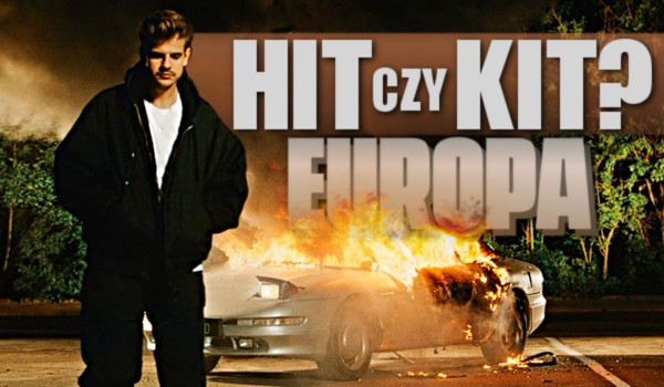 Hit, czy kit? Nowa płyta Taco Hemingwaya – Europa