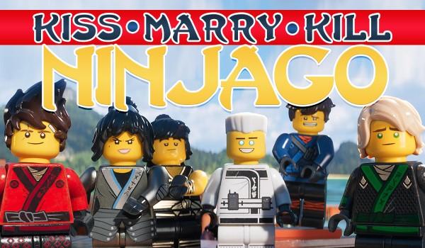 Kiss, marry, kill – Ninjago!