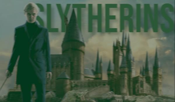slytherins – 01