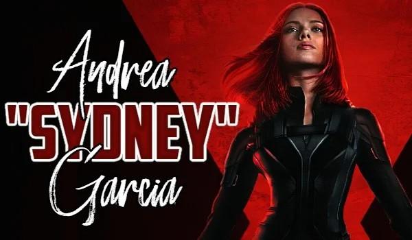 """Andrea """"Sydney"""" Garcia"""