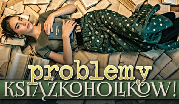 Problemy książkoholików – Głosowanie!
