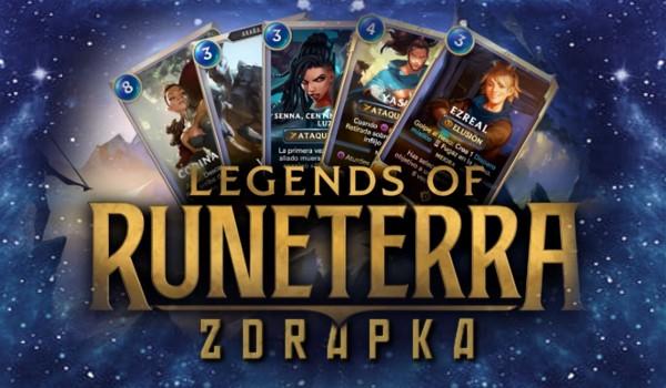 Legends of Runeterra – Zdrapka