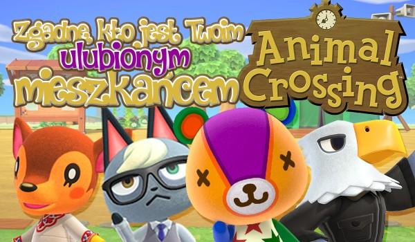 Zgadnę, jaki jest Twój ulubiony mieszkaniec w Animal Crossing!