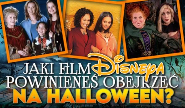 Jaki film Disneya powinieneś obejrzeć na Halloween?