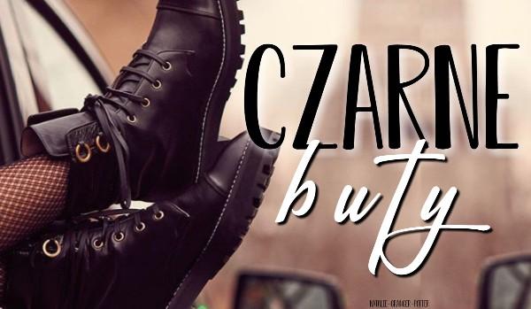 Czarne buty