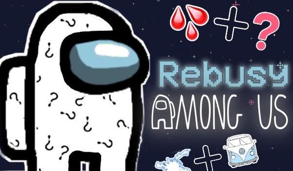 Among Us – Rebusy!