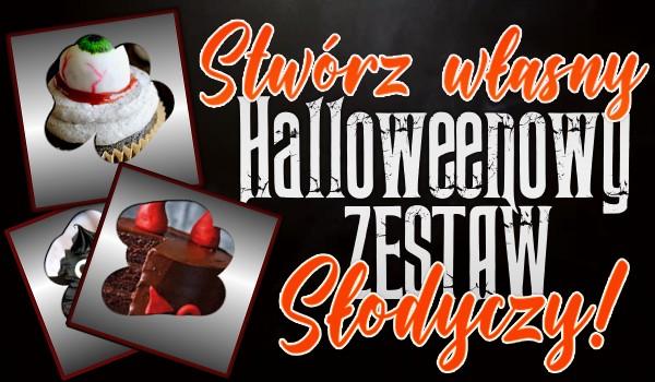 Stwórz własny halloweenowy zestaw słodyczy!