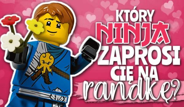 Który Ninja zaprosi Cię na randkę?