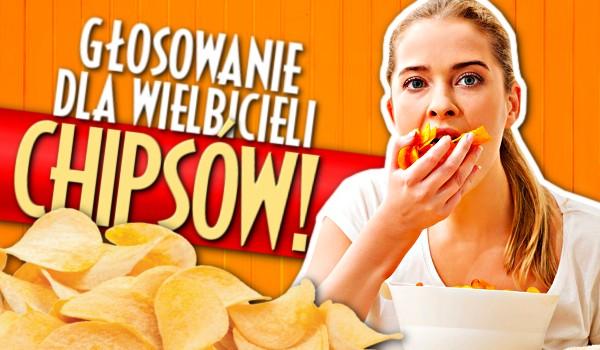 Głosowanie dla wielbicieli chipsów!