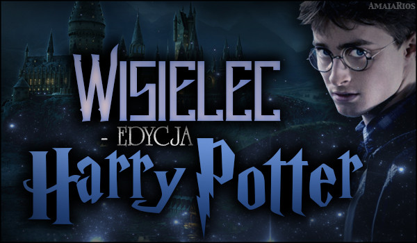 Wisielec – Harry Potter!